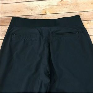 Athleta Pants - Athleta Blue Green Teal Midtown Ankle Pants Tall